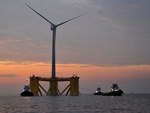 Portugal: EDP Renewables, Mitsubishi Corp., Chiyoda Corp., ENGIE and Repsol create a consortium to implement a floating offshore wind farm in Portugal using Principle Power's WindFloat Technology