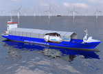 Global: Siemens reduces transport costs for offshore wind turbines by up to 20 percent