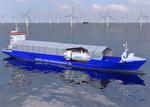 Siemens senkt Transportkosten für Offshore-Windturbinen um bis zu 20 Prozent