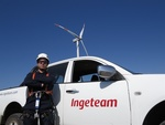 Chile: Ingeteam and Engie Group sign an O&M Full Service contract, a benchmark in the Chilean wind power sector
