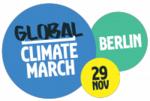 COP21: Weltweite Demonstrationen vor dem UN-Klimagipfel