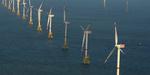 Produktionsrekord im Offshore-Windpark Nordsee Ost vor Helgoland