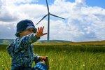 76% der Ostschweizer sprechen sich für Windenergie aus
