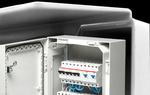 Allwetterschutz: Schaltschrankbaureihe ARCA IEC