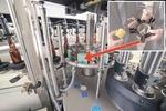 Harteloxierte Schieberführungen in Etikettiermaschinen