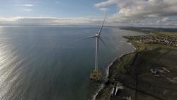 Levenmouth 7MW turbine