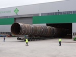 Belgium: EEW SPC produces the foundations for Nobelwind OWF