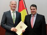 Staatssekretär Baake reist zur IRENA-Vollversammlung nach Abu Dhabi