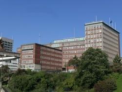 Bundesamt für Seeschifffahrt und Hydrographie in Hamburg (Foto: BSH)