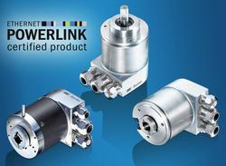 Zertifiziert: Alle Drehgeber mit Ethernet-Powerlink-Schnittstelle von Baumer entsprechen der Spezifikation DS301 V1.1.0.