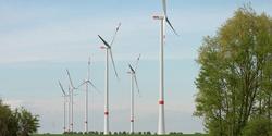 Wind farm Königshovener Höhe