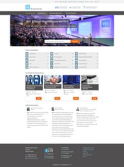 Schnelles Finden und mehr Komfort für den Nutzer stehen im Vordergrund des neuen Internetauftritts des VDI Wissensforum (Bild: VDI Wissensforum GmbH)