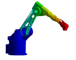 Topologieoptimierungen sind in vielen Anwendungsbereichen der Produktentwicklung sinnvoll einsetzbar (Bild: CAFEM GmbH).