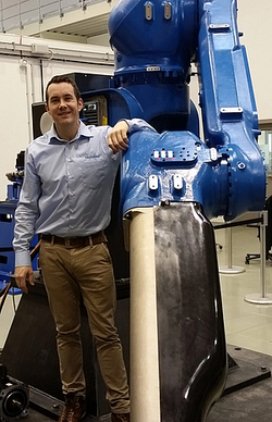 Martin Obermair, Robotics Division, Yaskawa Europe