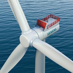 7 MW turbine (Image: Siemens)