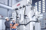UK: ABB to supply special transformers for the world's most powerful wind turbines
