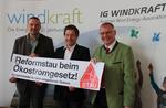 Österreich: Bürgermeister fordern umgehend Ökostromnovelle