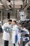 Pilotanlage zur Herstellung von Hochtemperatur-Supraleitern geht an den Start