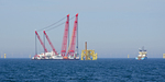 Germany: Nordsee One successfully installs foundation of offshore substation