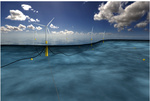 Floating offshore wind farm: Green light for Hywind