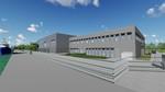 Baustart für Offshore-Betriebsgebäude in Sassnitz-Mukran