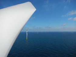 Offshore Wind Farm Meerwind (Source: Slavko Vranjes - 8.2 Consulting AG)