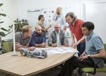 Uni Rostock baut in der Windenergie-Forschung auf Zusammenarbeit mit regionalen Firmen