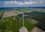 Neuer Windpark Lüdersdorf II am Netz