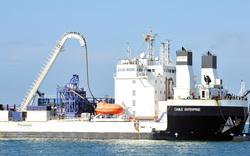 Spezialschiff Cable Enterprise (Quelle: 50Hertz)