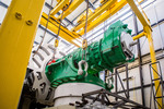 Germany: Adwen begins testing of the AD 8-180 drivetrain at Fraunhofer IWES test bench in Bremerhaven