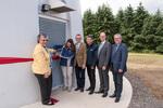 Umweltministerin weiht erstes Windrad für Genossen im Hunsrück ein