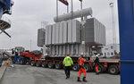 Denmark: Transformer units sent to Horns Rev 3