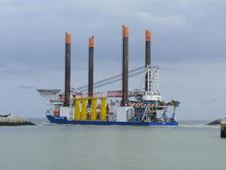 Jan De Nul Group to supply installation vessel to install turbines for Blyth Offshore Wind Demonstration Project