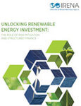 Global: New IRENA Report Presents Options to Boost Renewable Energy Investment