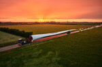 Denmark: World's longest wind turbine blade successfully completes its first journey