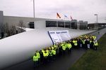 Repowering im Windpark Hengsterholz