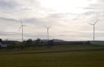 Windparkplanung in Einöllen