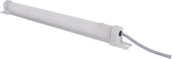 Energiesparend, kompakt und langlebig arbeiten die neuen ELMEKO-LED-Leuchten jetzt auch mit dem komfortablen, integrierten Bewegungsmelder. (Bild: ELMEKO)