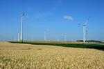 Trianel baut Windpark in Bayern