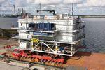 Nächstes Umspannwerk fertig: Bligh Bank Phase 2 auf dem Weg nach Belgien