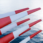 Milestone on the way to the realization of the offshore windproject Merkur Offshore