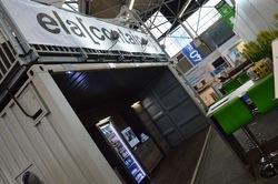 ELA Container Offshore wird auf der WindEnergy in Hamburg ausstellen. Besucher können verschiedene Typen von Offshore Wohncontainern besichtigen.