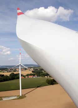 """Weidmüller präsentiert auf der """"WindEnergy Hamburg"""" Automatisierungs- und Monitoring-Lösungen für Windenergieanlagen."""