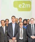 Indische Strombörse zu Gast bei e2m