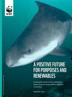 Studie des WWF