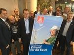 Gemeinsam für einen weiteren Ausbau der Windenergie