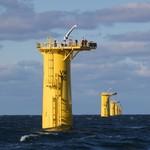 Veja Mate Offshore Completes Foundation Installation