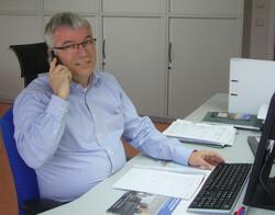 Mit flexiblem und pragmatischem Service steht Michael Lösle Ormazabal-Kunden in der Region Süd zur Seite. (Foto: Ormazabal)