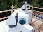 Laserbasiertes Windmessexperiment für Neuen Europäischen Windatlas