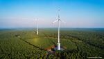 Innovative Kombination aus Wind und Wasser